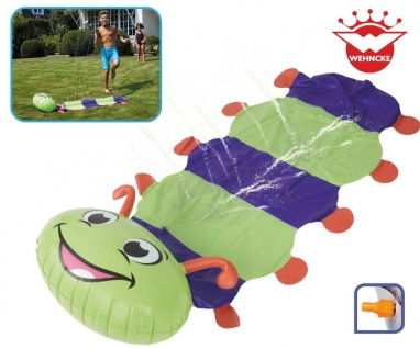 Wehncke Sprinkler Raupe - Wasserspielzeug