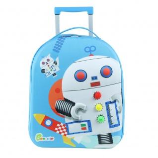 Bouncie 3D-Trolley Robot