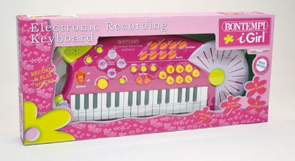 Bontempi Keyboard mit 32 Tasten
