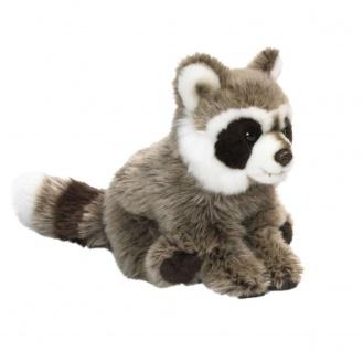 Plüschtier WWF Waschbär, 23cm - Vorschau