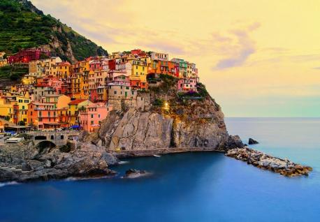 Fototapete Amalfi Küste am Meer