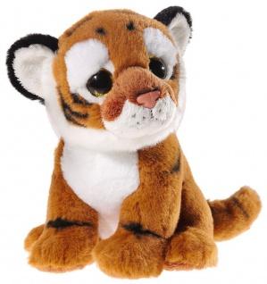 Plüschtier Mi Classico Tiger mit Glitzeraugen