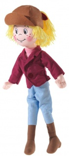 Bibi und Tina - Puppe Bibi Grösse 50 cm