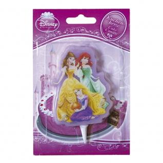 Kuchenkerze Disney Princess, 2D