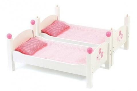 Puppen Etagenbett Pinolino : Puppenbett günstig & sicher kaufen bei yatego