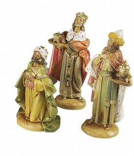 Heilige 3 Könige für Krippen, Hobby- und Modellbau