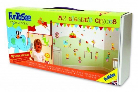 Mini-Kit - Mr. Giggles Zirkus