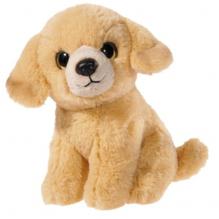 Plüschtier Mini-Mi Golden Retriever, 14 cm
