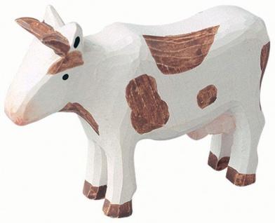 Bauernhoftier Kuh