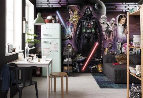 Fototapete Star Wars Darth Vader Collage