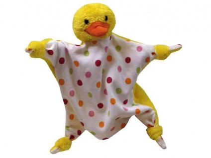 Schmusetuch Ente