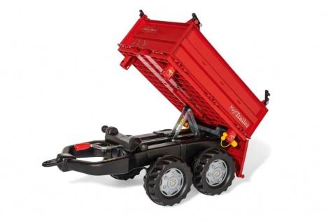 rollyMega Anhänger für Rollytyos Traktor