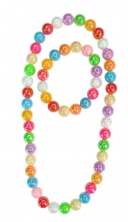 Colour Me Rainbow Kette und Armband