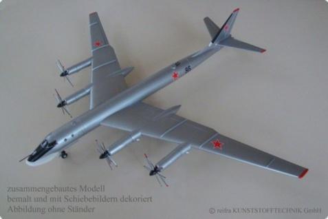FlugFlugzeugmodell TU 20 - Bausatz