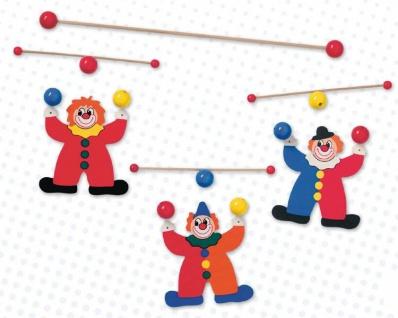Mobile lustige Clowns