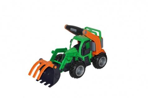 GripTruck Traktor, im Netz