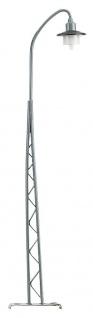 Gittermastlampe Spur H0, 1 flammig, 135mm