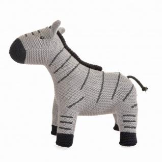 Stofftier Zebra Zebulon - Babyspielzeug