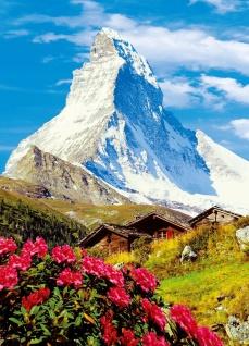 Fototapete Berge, Matterhorn Schweiz