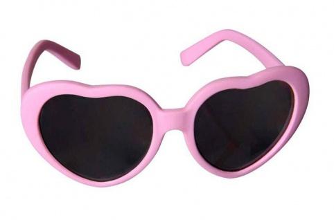 Sonnenbrille mit pink-blauen Linien zXmSju