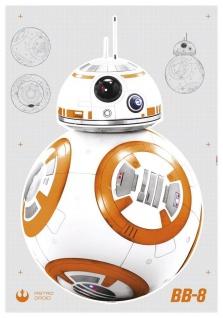 Deco-Sticker Star Wars BB-8