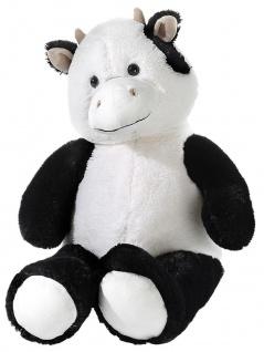 Plüschtier Kuh schlenkernd, Grösse 80 cm