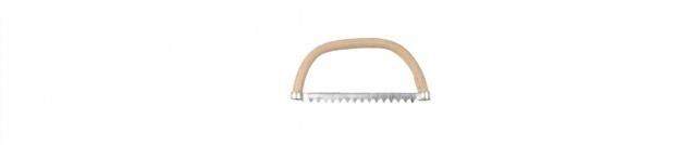 Bügelsäge Holzminiatur, für Hobby- und Modellbau