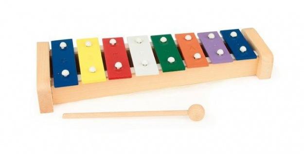 Xylophon für Kinder mit 8 Tönen