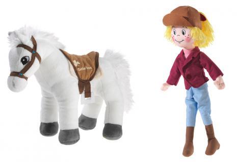 Bibi und Tina - Puppe Bibi und Pferd Sabrina im Set