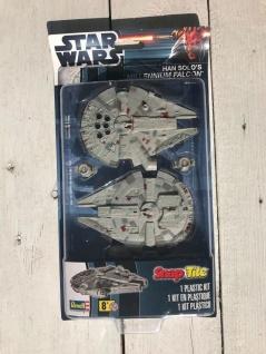 Konstruktionsspielzeug Han Solo's Millennium Falcon