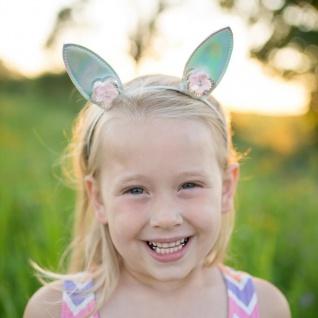 Bunny Glamour Haarreif - Haarschmuck für Kinder