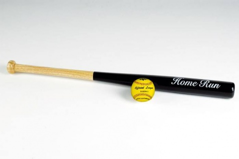Baseball Schläger-Set Home-Run