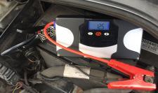 Starthilfegerät 12 V, mit LiPo Akku 4000 mAh