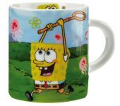 SpongeBob Mini Tasse in Geschenkbox