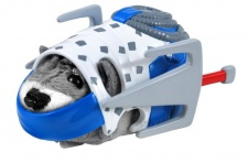 Ninja Hamster Kampfausrüstung Thorn - Blizzard Jenin