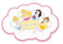 Disney Prinzessin Platzdeckchen Wolke