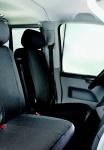Bezug VW T4 vorne, Einzelsitz