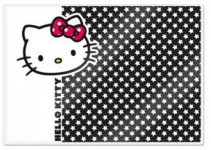 Hello Kitty Platzdeckchen, sortierte Ware