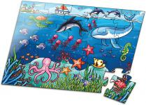Puzzle 20 Teile, Meeresleben