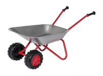 Kinder-Metallschubkarre, Kinderschubkarre Double Tyre für Kinder