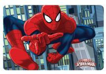 Spiderman 3D Platzdeckchen, 1 Stück