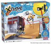 X-Life Action Set aus Microsystem-Bausteinen von Mega Bloks