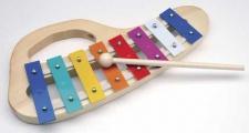 Metallophone, 8 Noten für Kinder von Bontempi