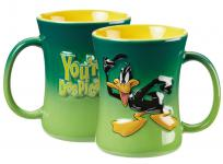 Looney Tunes Relief Tasse, Daffy Duck