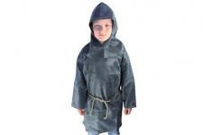 Set Kettenhemd für Kinder, silber Grösse128