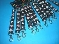 Schlüsselband Pirat, 1 Stück