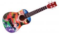Kindergitarre Hawaii, Länge ca 57 cm