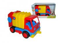 Müllwagen - BASICS von wadertoys