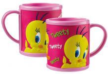 Looney Tunes PVC Tasse , Motiv Tweety