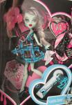 Mattel Monster High Puppe Sweet 1600 Frankie Stein